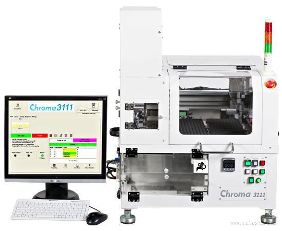 Model 3111桌上型单站测试分类机