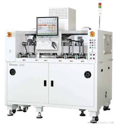 Model 3180逻辑测试分类机