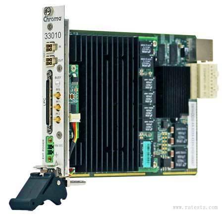 Model 33010High Speed PXIe Digital IO Card