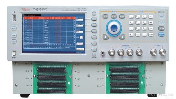 TH2829NX变压器综合测试仪 多脚位