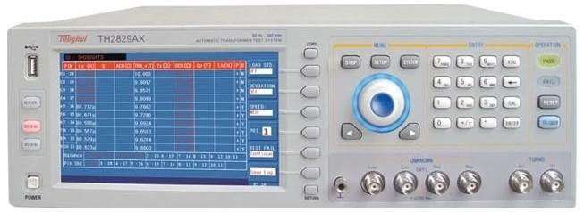 TH2829AX变压器综合测试仪