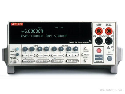 Keithley 2400 SourceMeter  SMU 仪器