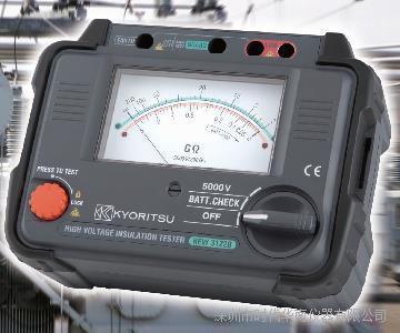 KEW 3122B绝缘电阻测试仪
