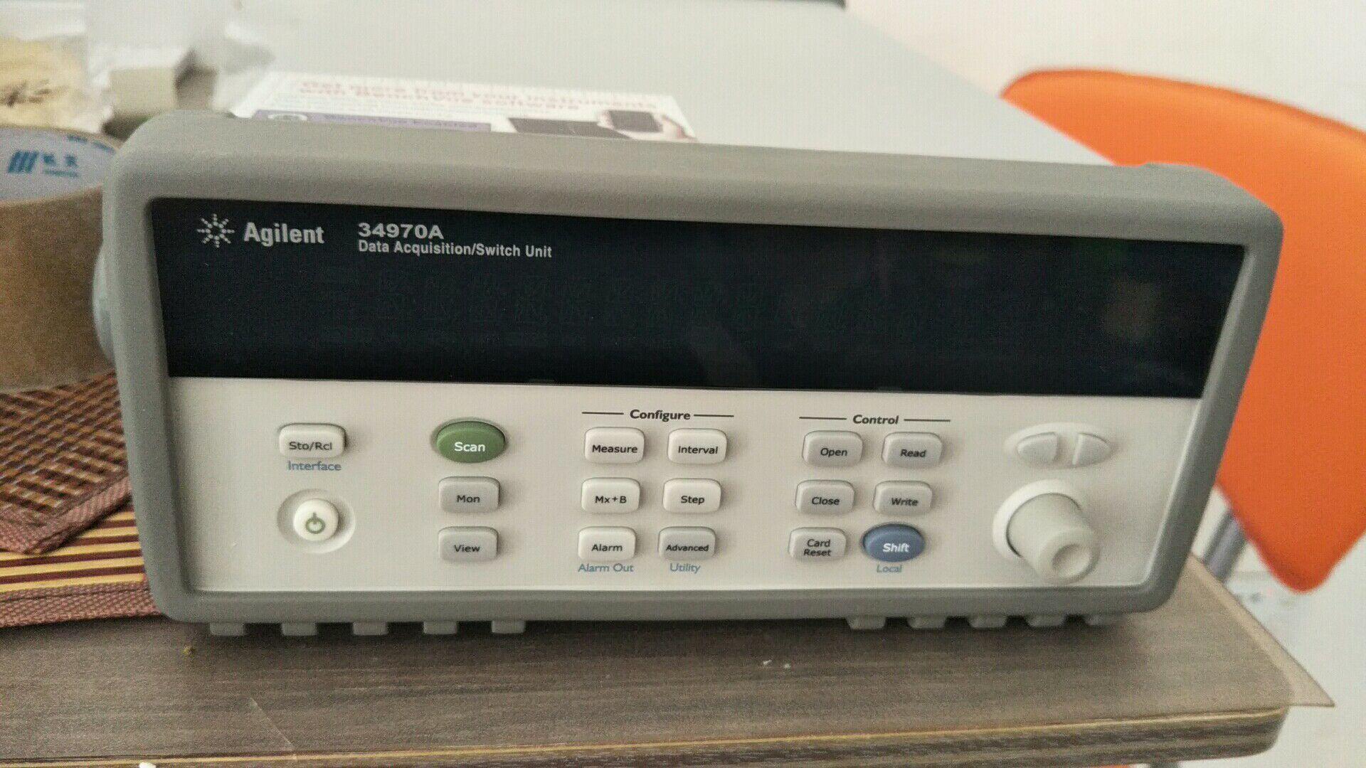 Agilent 34970A 数据采集器