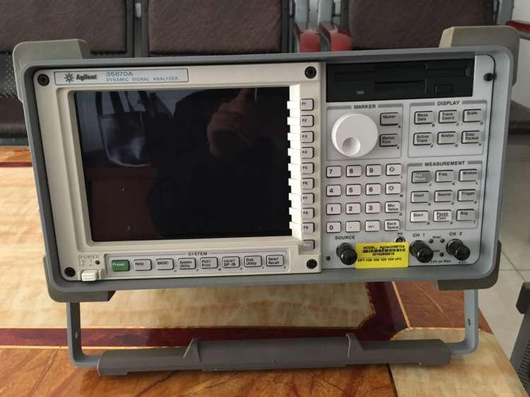 深圳高价回收Agilent35670A动态分析仪收购二手安捷伦35670A