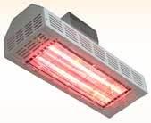 苏州代理 SAKAGUCHI坂口电热 吊挂式电暖器 SNSB1500A