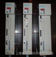 西门子6SE70变频器报F029、F035故障维修