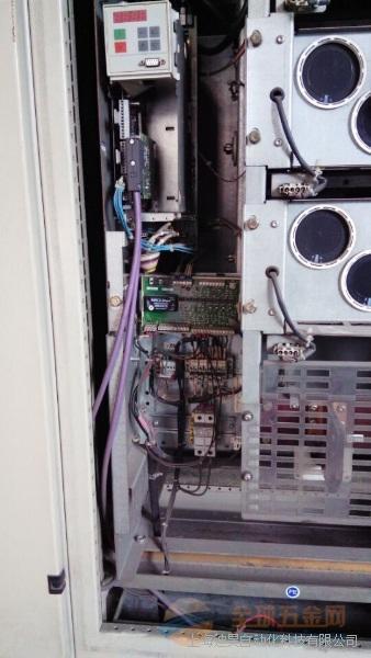 西门子6SE7031启动跳闸维修