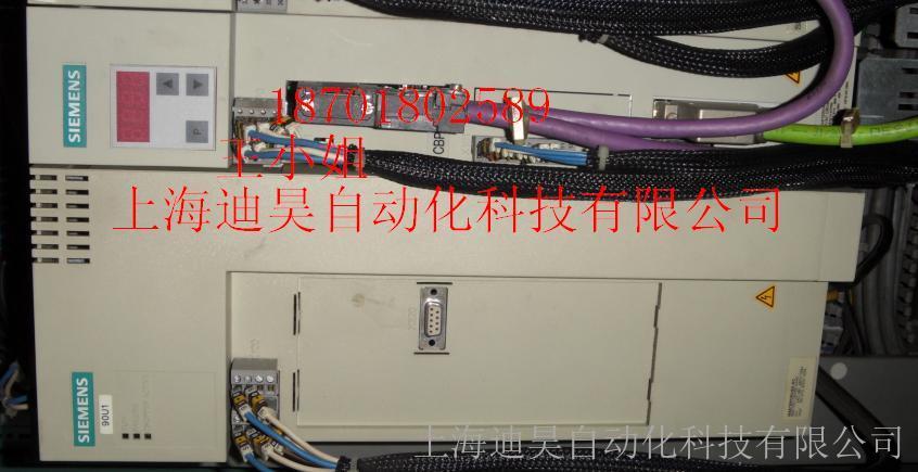 西门子6se70变频器复不了位维修 西门子6se70维修