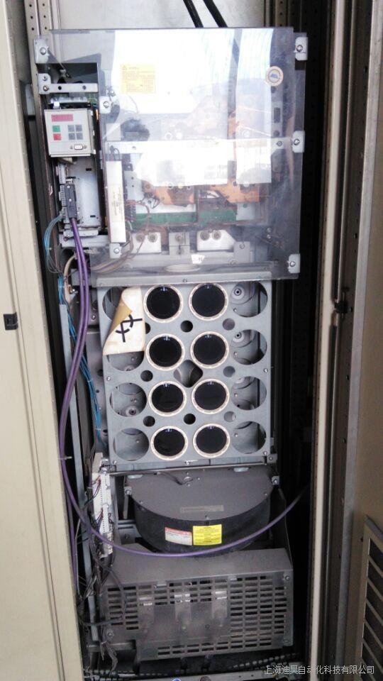 西门子整流柜子6SE70上电跳闸