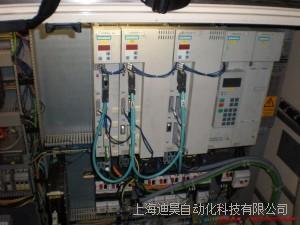 西门子6SE70变频器烧保险故障维修