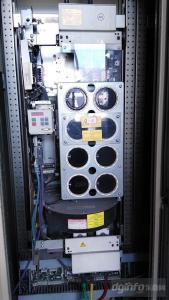 西门子6SE70变频器电机运转不连贯维修