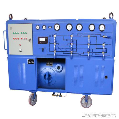 GCLH-G系列SF6气体回收充气装置