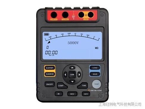 GC2672D数字兆欧表(5000V,极化指数)