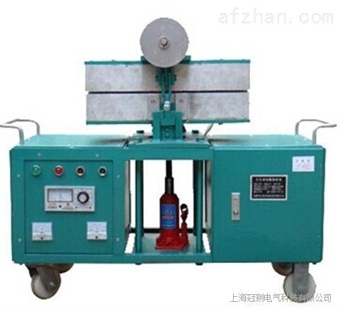 上海冠测GCLB-800矿用电缆硫化热补机