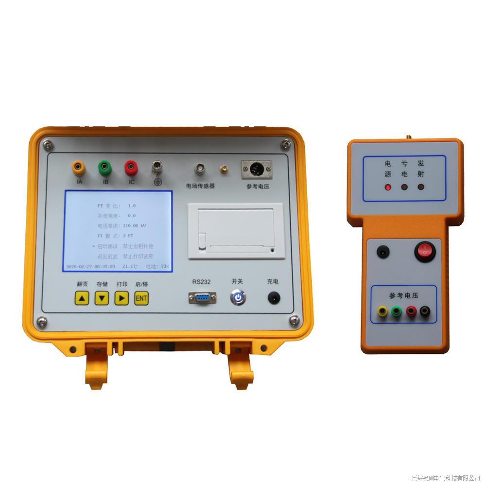 GCBL-3氧化锌避雷器带电测试仪