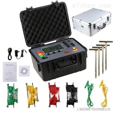 GCES3001土壤电阻率接地电阻测试仪