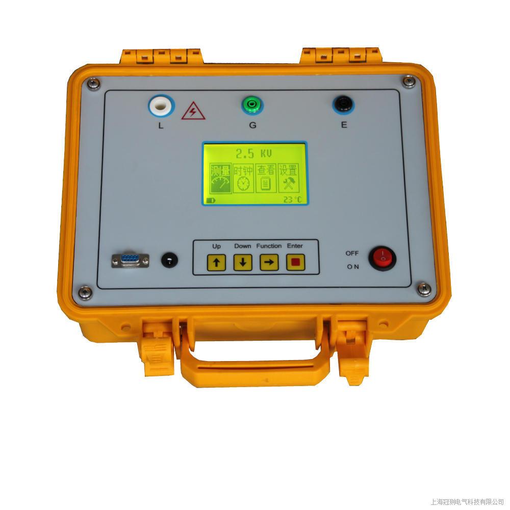 GM-3201/3200/3203/3210智能绝缘电阻测试仪