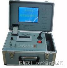 ES3002触摸屏式电缆故障测试仪