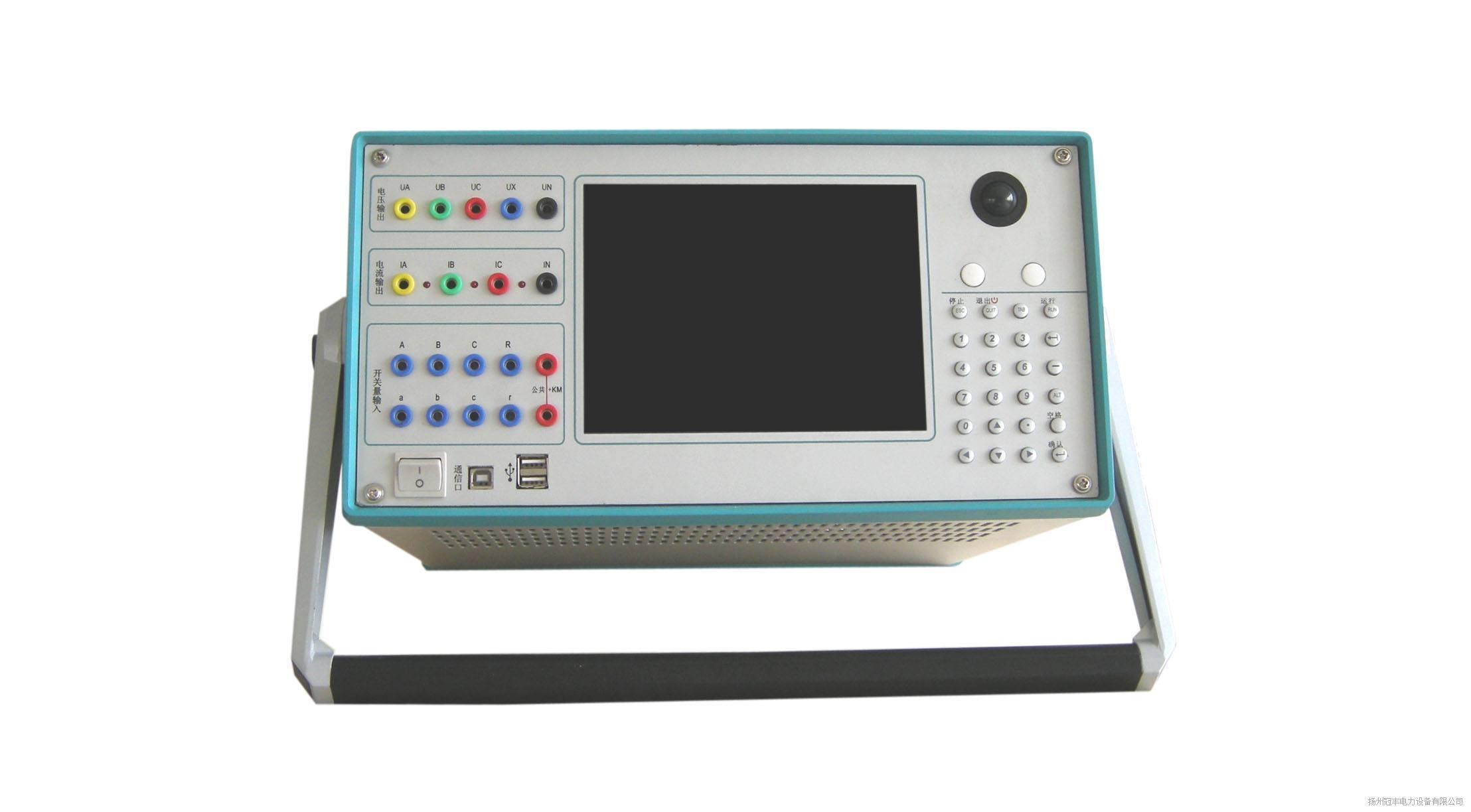GF-880六相微机保护测试仪