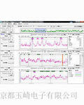 四川成都代理供应RION日本理音环境测量数据管理软件 AS-60TR