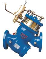YQ98007-LS20007型过滤活塞式高度水位控制阀