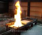 锂电池包外部火烧试验机