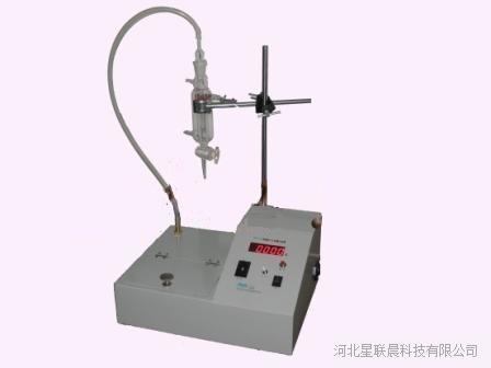 新表面张力测定实验装置