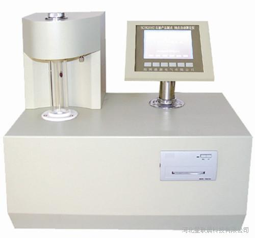 石油产品自动凝点测定仪