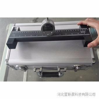 手持式钢化玻璃测平仪