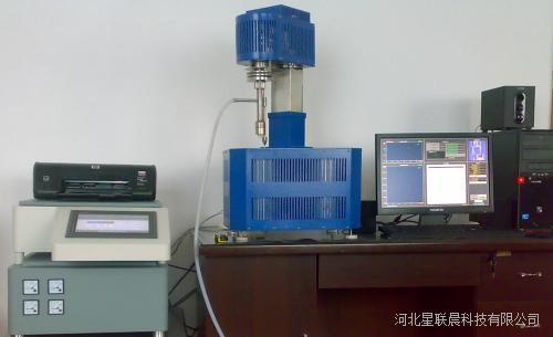 智能型全自动双炉基氏流动度测定仪