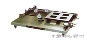 陶瓷砖平整度直角度边直度综合测试仪