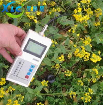 便携式土壤温湿度自动记录仪XC/3MST