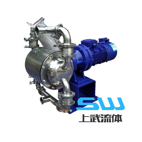 上海浦东供应全系列电动隔膜泵