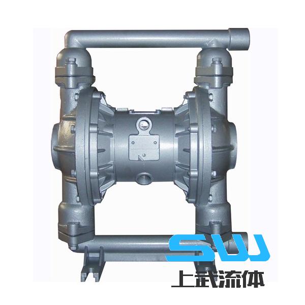 水处理输送泵气动隔膜泵