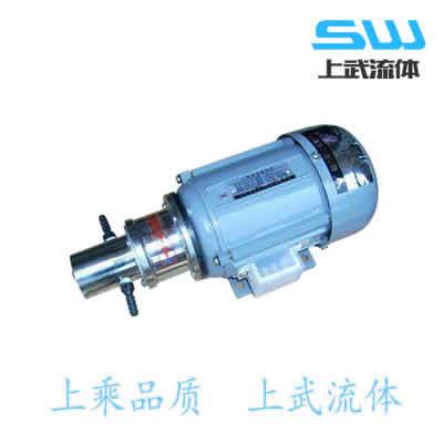 CQB型不锈钢磁力齿轮泵