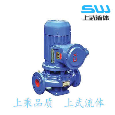 防爆立式离心泵 ISGB型隔膜泵选型 ISGB型管道离心泵