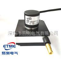 拉绳位移传感器(螺纹安装型)EFM型 EFM -1500-P15-11SZ