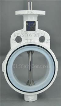 原装进口Keystone F990调节蝶阀 泰科调节阀 F990