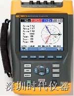 福禄克F434电能质量分析仪/433三相电能质量分析仪