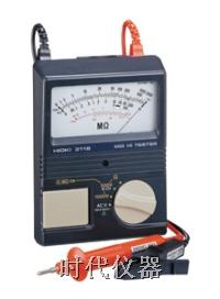 3118-11绝缘测试计/3118-12绝缘电阻测试仪