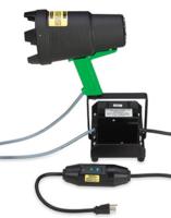 MAGNAFLUX ZB-100F 手持式黑光灯