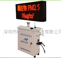 PM2.5在线监测系统绿林环创四川川嘉PM2.5