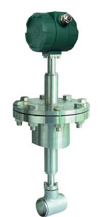 插入式涡街流量计 WVS100-DN50-CL1-1EC