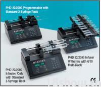 精密注射泵 PHD 22/2000 仅注射
