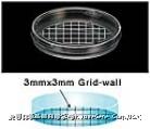 ReCell; 6厘米培养皿(带3 x 3毫米 Grid-wall)