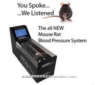 血压测量系统 Mouse and Rat Tail Cuff Blood Pressure Systems