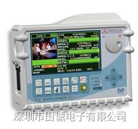 TV EXPLORER II+手持式上等卫星/电视频谱图像场强仪 TV EXPLORER II+