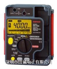 三和MG1000数字绝缘电阻表 Sanwa MG-1000绝缘兆欧表 兆欧表
