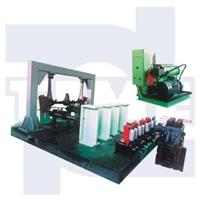 电液伺服多通道汽车构件疲劳试验系统 PLS-10